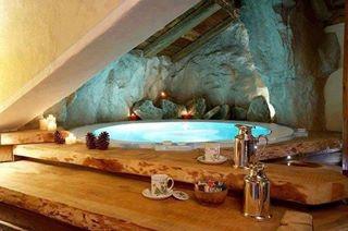 Fürdőkád megvilágítás