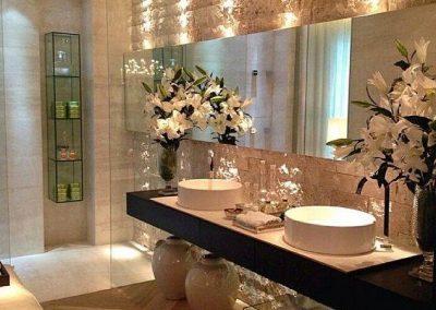 Fürdőszoba tükör megvilágítás