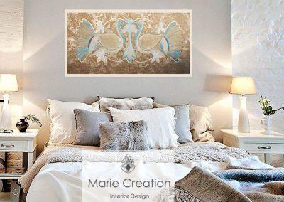 Textil falikép